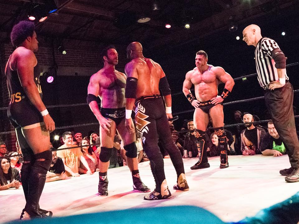 Bar Wrestling Presents Ain't My First Rodeo Drive