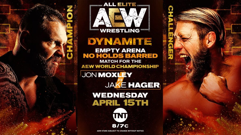 Moxley against Hager