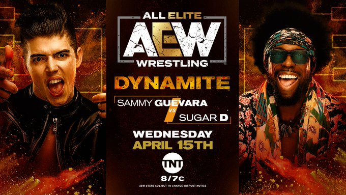 Guevara against Sugar D and Moxley against Hager