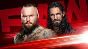 Monday Night Raw for 6/1/20