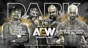 AEW After Dark for 6/30/20