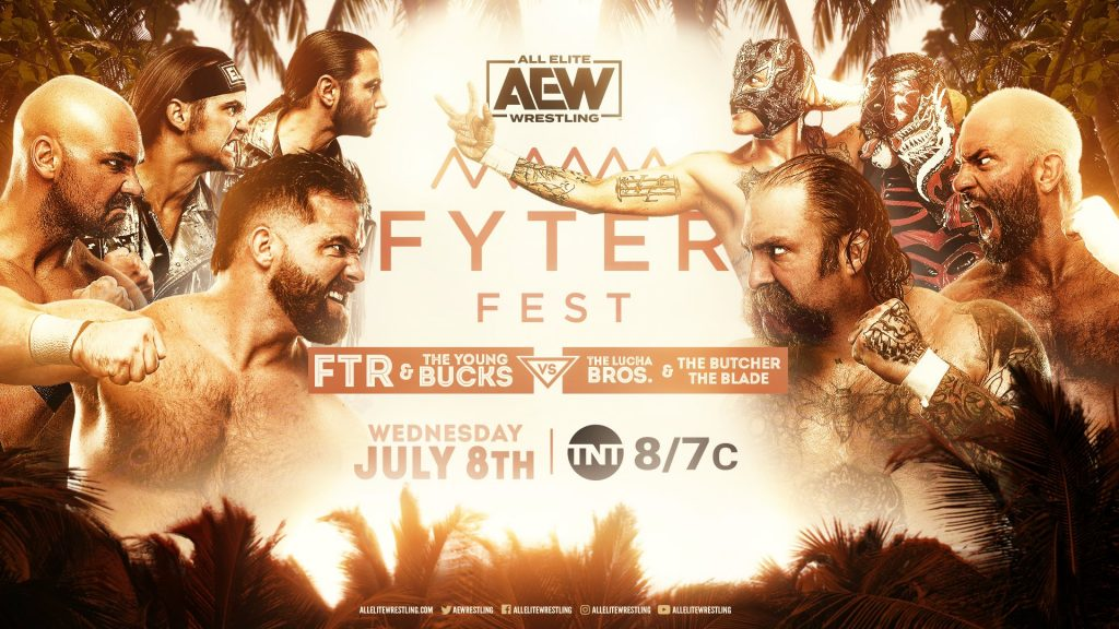 Fyter Fest Night Two