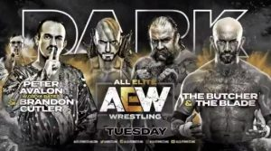 AEW After Dark for 7/21/20