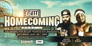 GCW - Homecoming: Night 1 | Preview