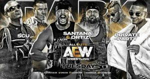 AEW After Dark for 7/28/20