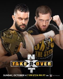 WWE NXT Takeover 31