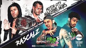 Brace for IMPACT for 09/08/20