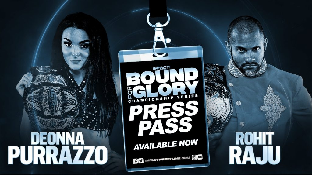 Deonna Purrazzo talks coming to IMPACT, & BFG clash with Kylie Rae