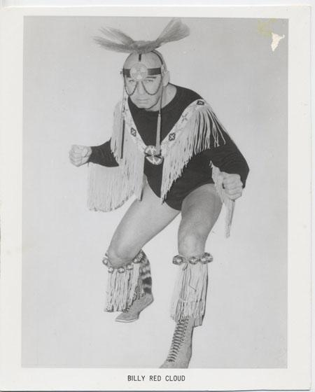 Billy Red Cloud