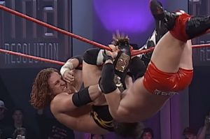 The Greatest Ultimate X Match of All Time