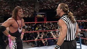 Bret Hart Defeated The Undertaker For His Fifth WWF Championship